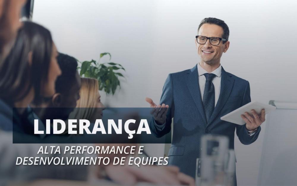 Desenvolvimento Pessoal - Curso de Liderança: Alta performance e desenvolvimento de equipes