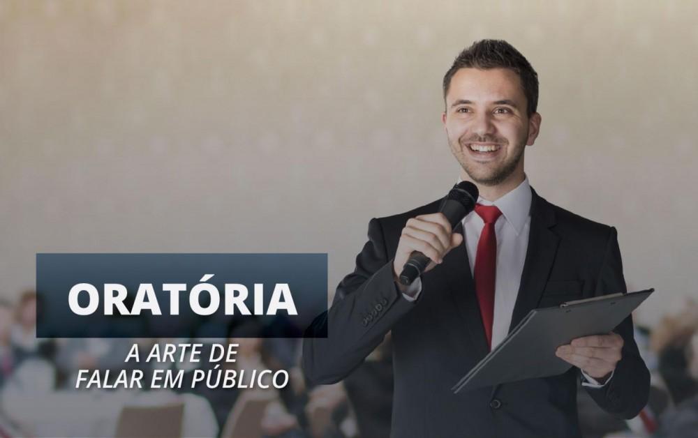Recursos Humanos - Oratória - A arte de falar em público