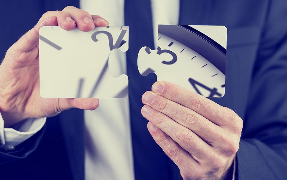 Treinamento para gestão do tempo e melhorar a produtividade